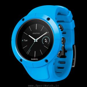 ss023002000 suunto spartan trainer wrist hr blue