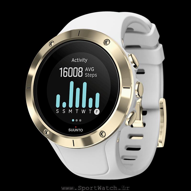 ss023426000 suunto spartan trainer wrist hr gold