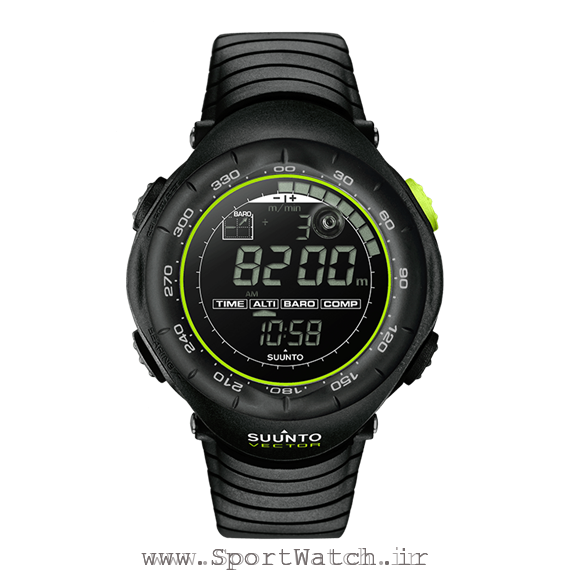SS018729000 Suunto Vector Black Lime