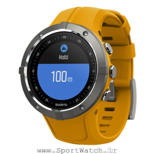 ss023408000 suunto spartan trainer wrist hr amber