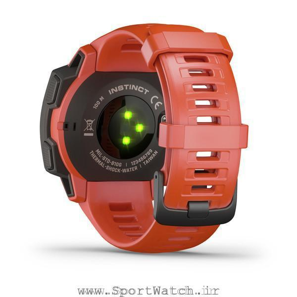 Instinct Flame Red