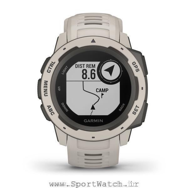 ساعت هوشمند گارمین Instinct Tundra