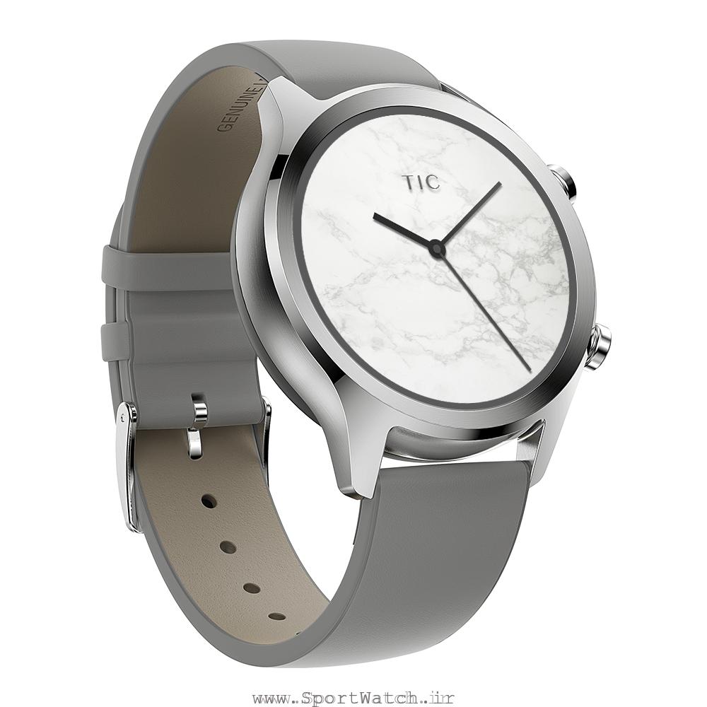 ساعت هوشمند تیک واچ سی 2 پلاتینیوم