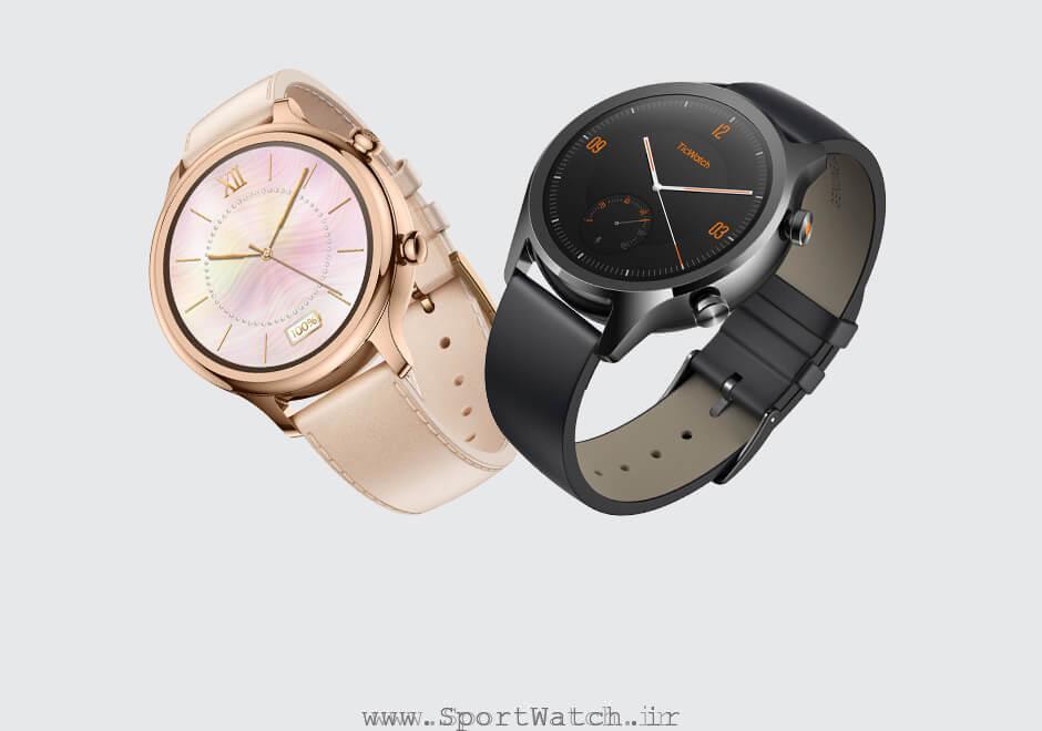 ساعت هوشمند تیک واچ سری سی 2