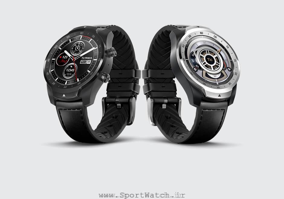 ساعت هوشمند تیک واچ پرو