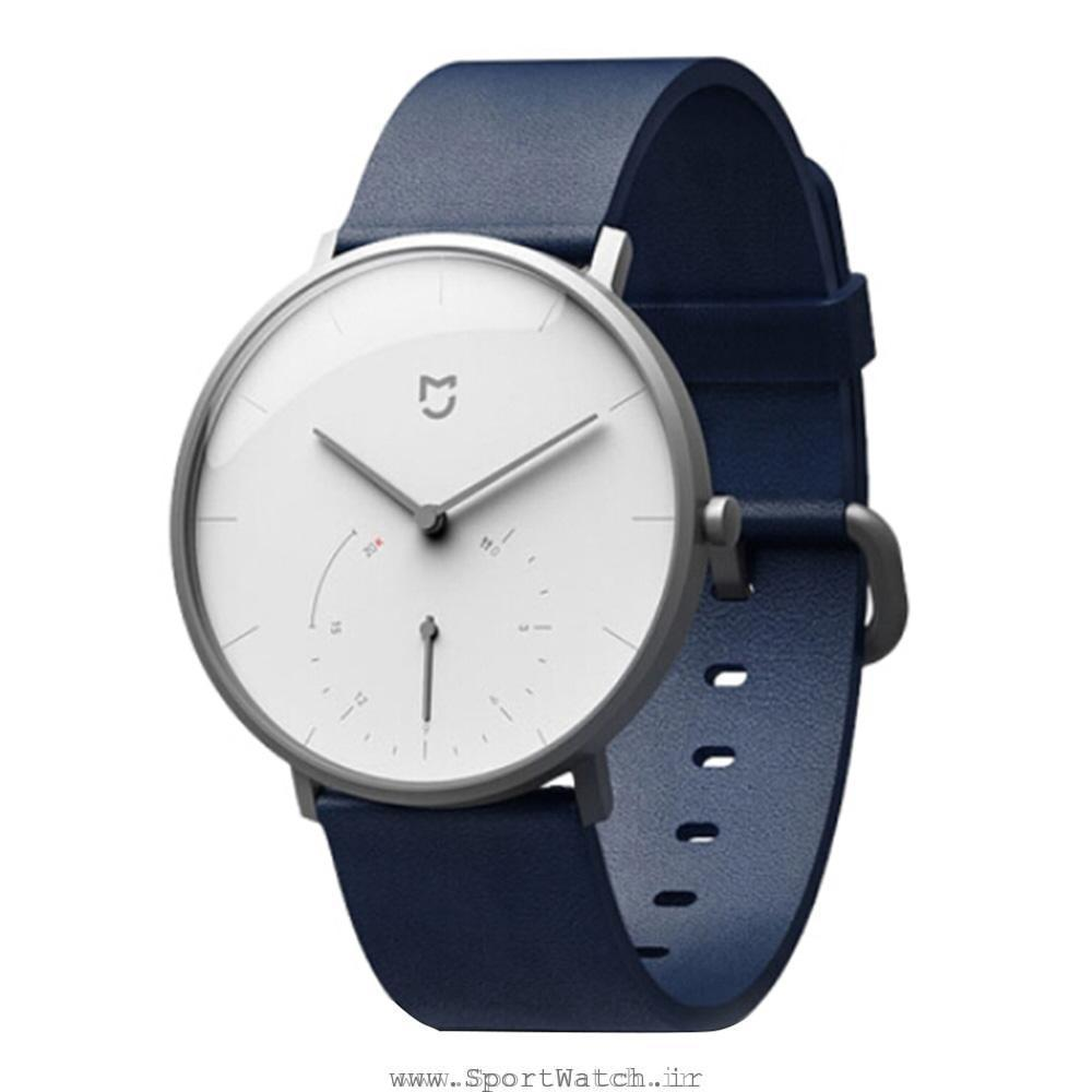 ساعت هوشمند شیائومی میجیا کوارتز سفید