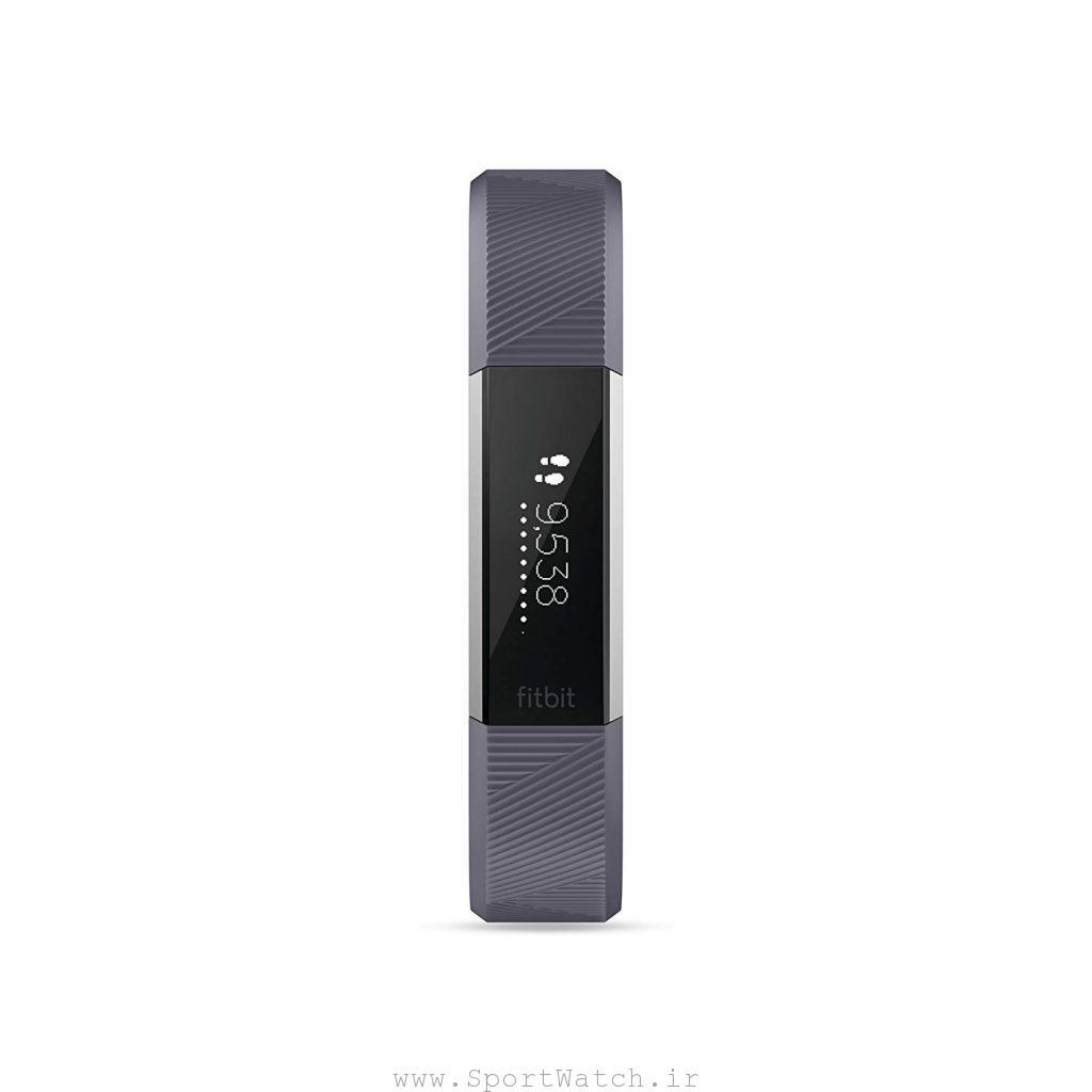 مچ بند هوشمند فیت بیت Fitbit Alta HR Blue Gray