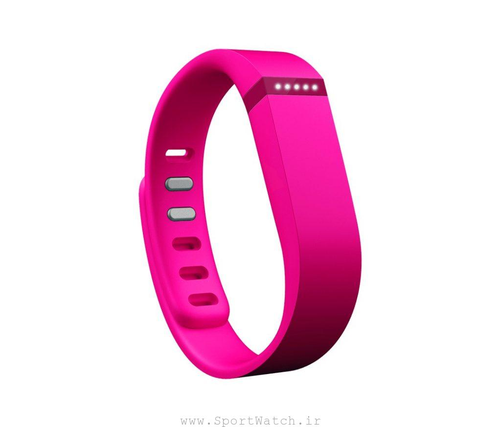 مچ بند هوشمند Fitbit Flex Pink