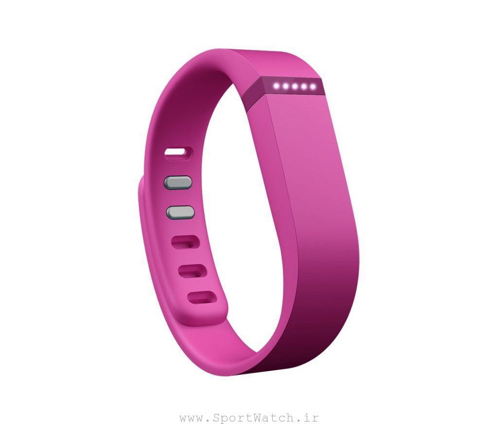 مچ بند هوشمند فیت بیت Fitbit Flex Violet
