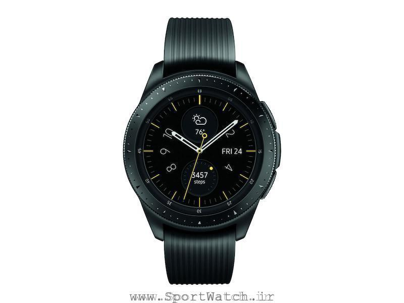Galaxy Watch 42mm Midnight Black Bluetooth SM R810 NZKAXAR