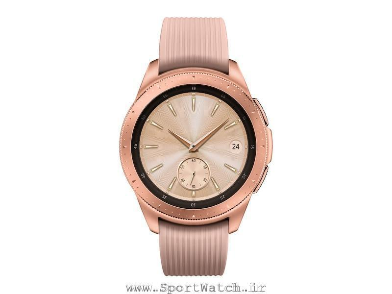 Galaxy Watch 42mm Rose Gold Bluetooth SM R810 NZDAXAR