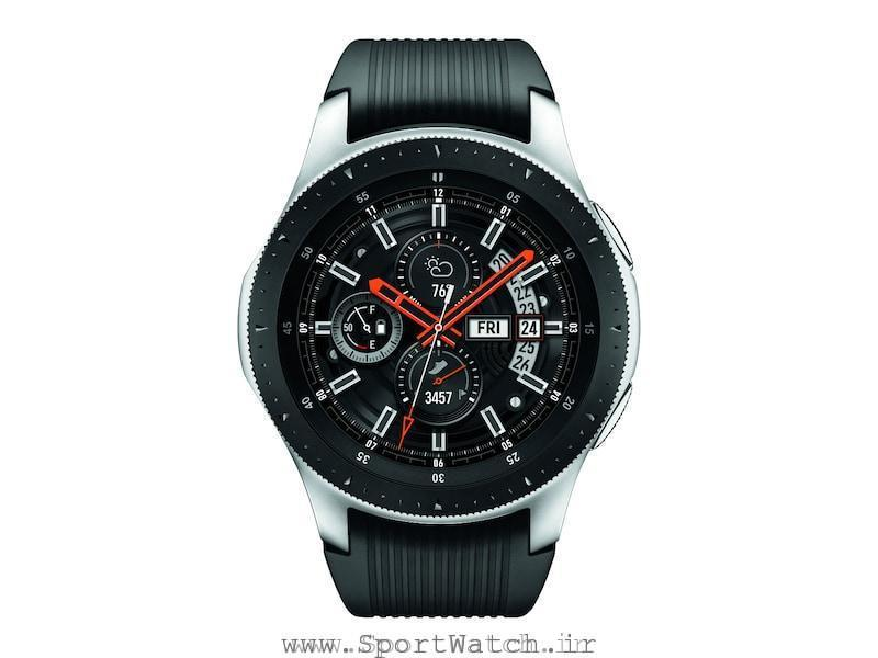 Galaxy Watch 46mm Silver Bluetooth SM R800 NZSAXAR