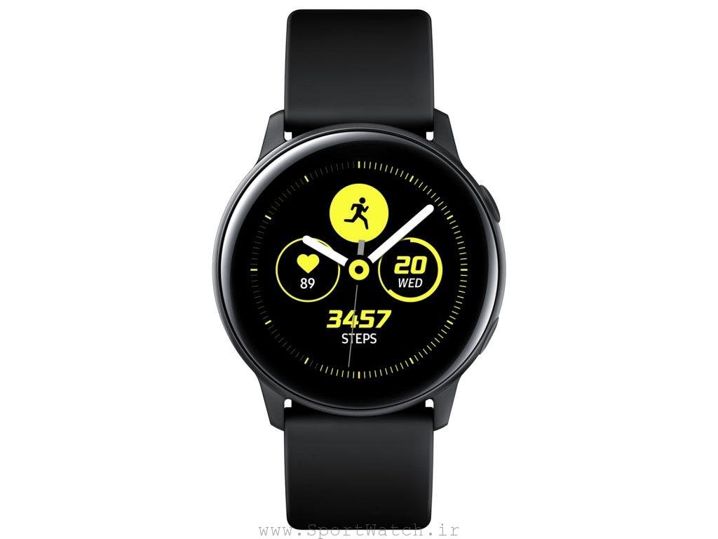 Galaxy Watch Active 40mm Black Bluetooth SM R500 NZKAXAR