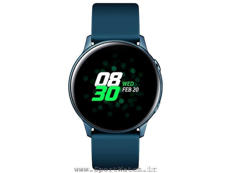 Galaxy Watch Active 40mm Green Bluetooth SM R500 NZGAXAR