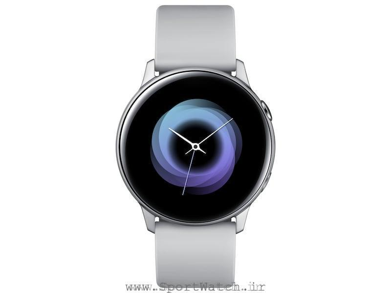 Galaxy Watch Active 40mm Silver Bluetooth SM R500 NZSAXAR