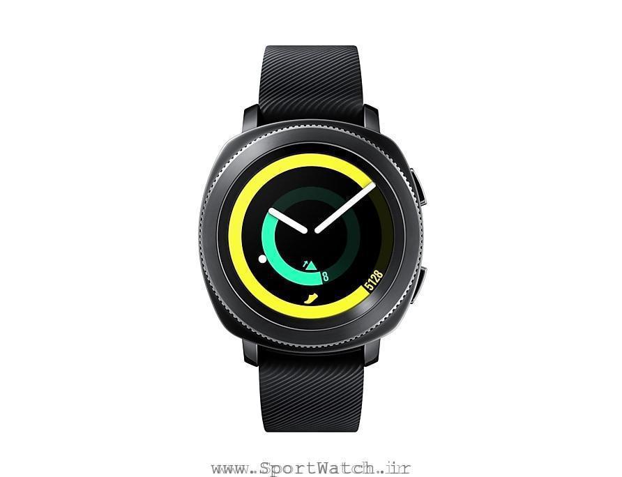 ساعت هوشمند سامسونگ Gear Sport SM R600 NZKATHR