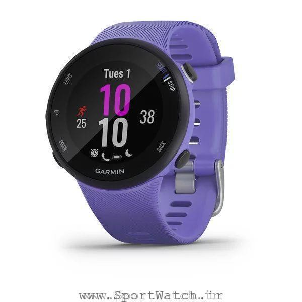 ساعت هوشمند گارمین Forerunner 45S Iris