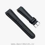 black leather strap kit