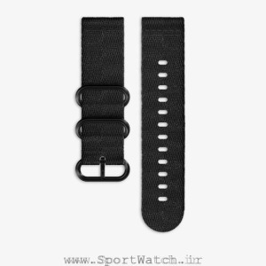 ss022499000 suunto essential all black textile strap without lugs