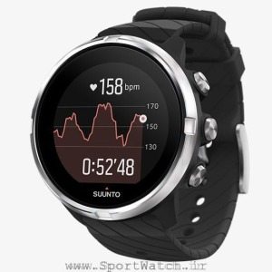 ss050142000 suunto 9 black _ running basic hr graph