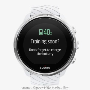 ss050143000 suunto 9 white _ battery reminder charge