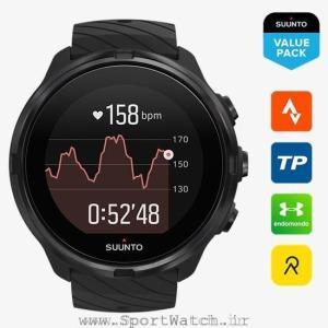 ss050257000 suunto-9 all black _ running basic hr graph