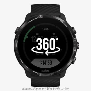 ss050379000 suunto 7 black lime 360 exercise running city