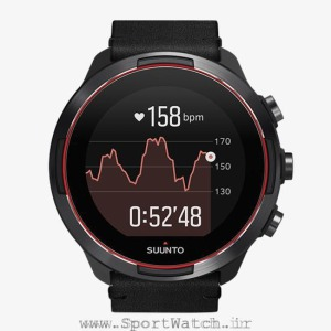 ss050461000 suunto 9 baro red _ running basic hr graph