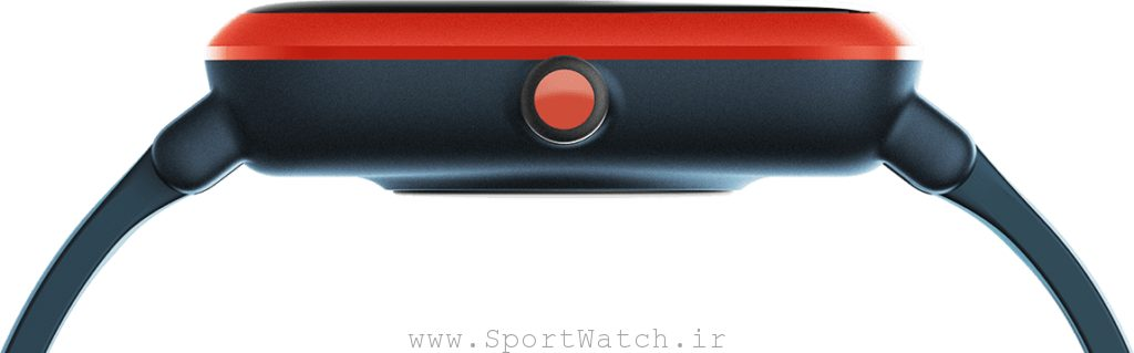 ساعت هوشمند Amazfit Bip S Red Orange