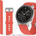 Amazfit GTR 42 Coral Red