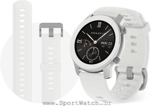 Amazfit GTR 42 Moonlight White