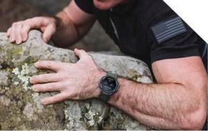 ساعت هوشمند تیرکس و کوهنوردی