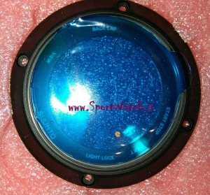 Bezel Steel Ambit Black 100020937