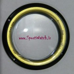 Suunto Core Sahara Yellow Top Ring and Lens