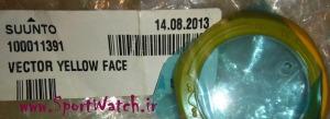 Suunto Vector Yellow Face 100011391