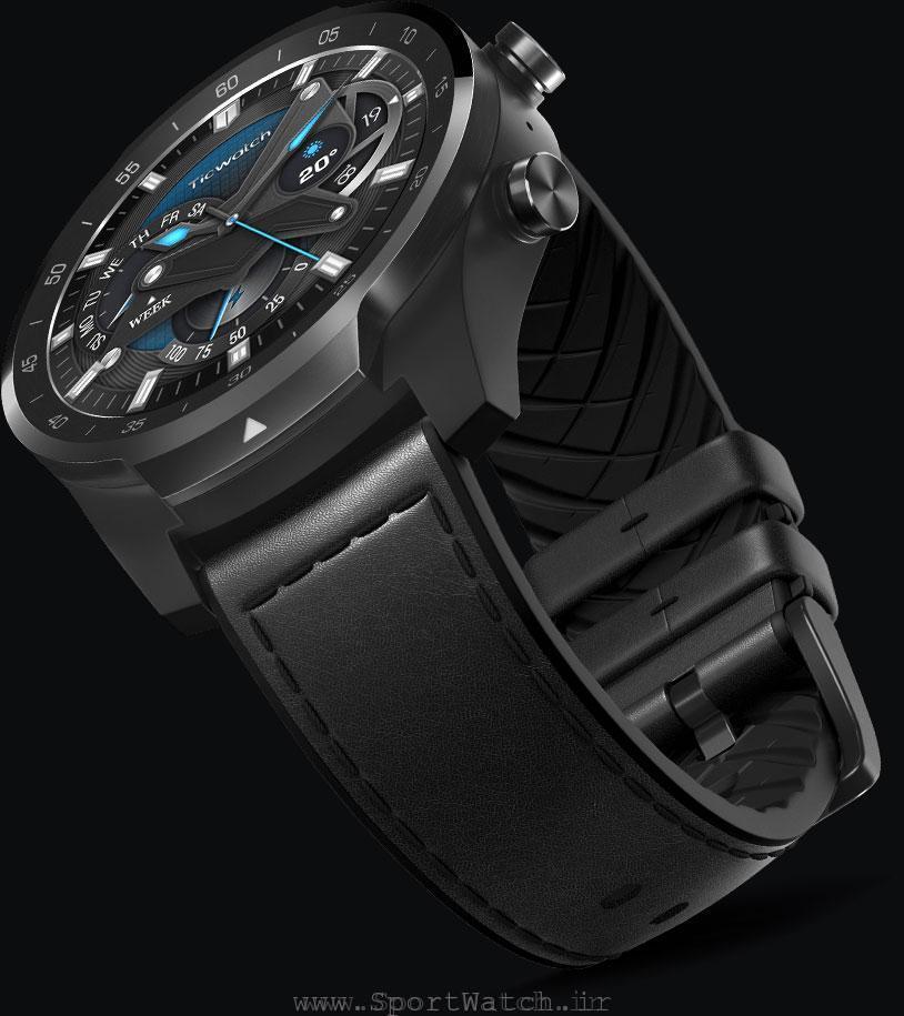 ساعت هوشمند تیک واچ پرو مشکی
