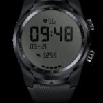 ساعت هوشمند دارای دو صفحه نمایش ترکیبی آمولد و ال سی دی