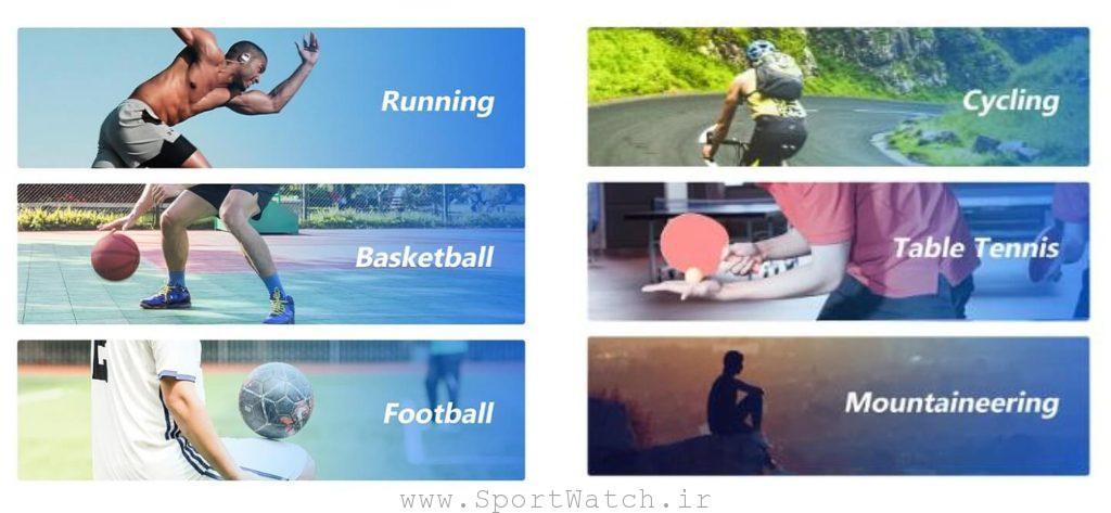 نظارت بر ضربان قلب در هنگام ورزش