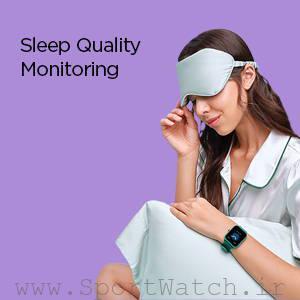 نظارت بر کیفیت خواب ساعت هوشمند بیپ یو