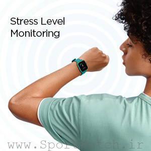 بررسی سطح استرس با آمازفیت بیپ یو