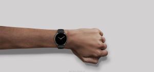 صفحه نمایش ساعت Amazfit GTR 2e