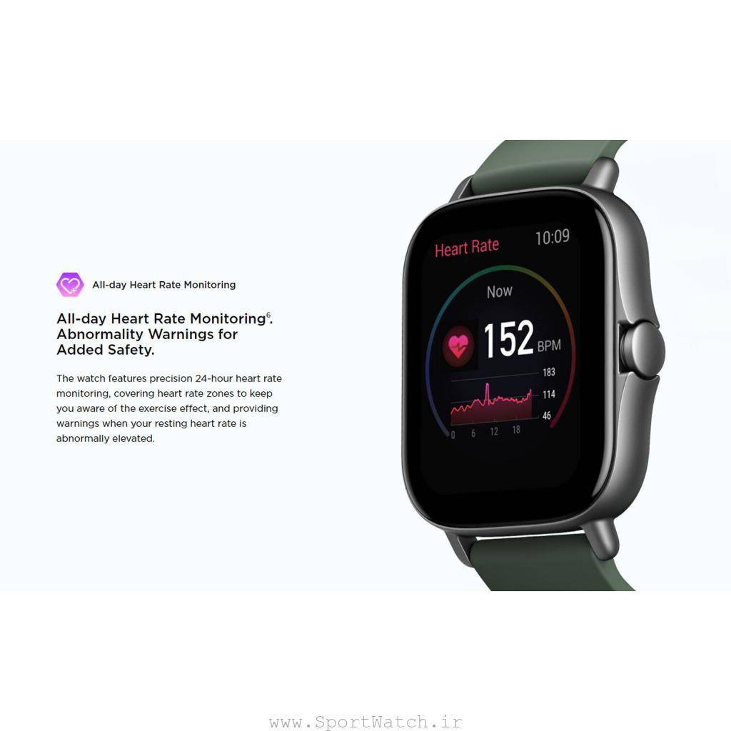 ساعت هوشمند Amazfit GTS2e