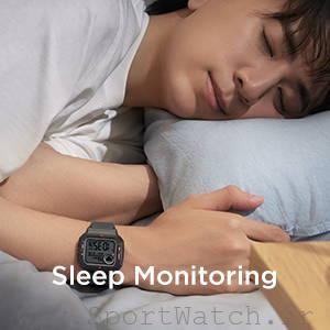 بررسی خواب با Amazfit Neo