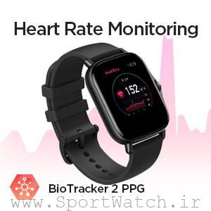 Amazfit GTS2 Heart Rate Monitoring