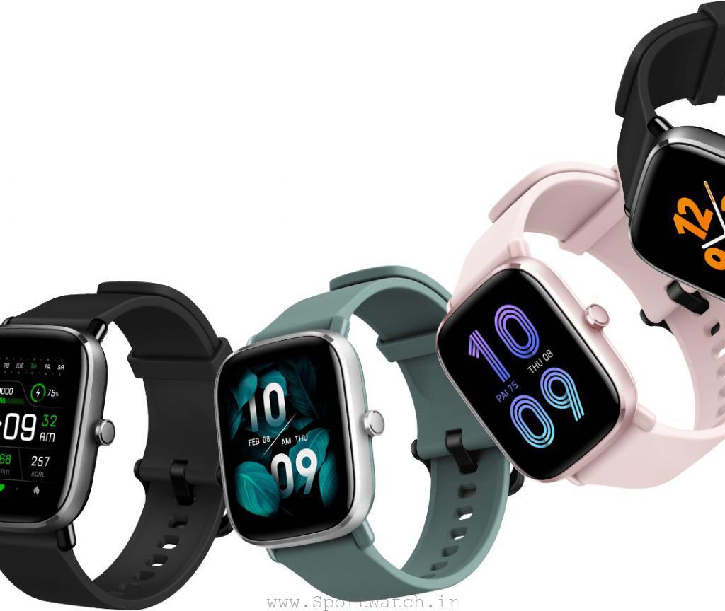 ساعت هوشمند شیک و ورزشی